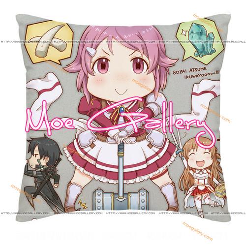 Sword Art Online Lizbeth Throw Pillow 01