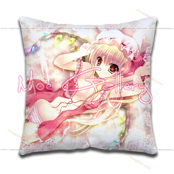 Touhou Project Flandre Scarlet Throw Pillow 02