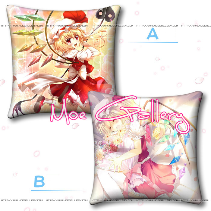 Touhou Project Flandre Scarlet Throw Pillow 06