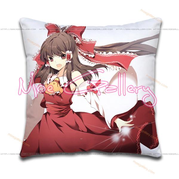 Touhou Project Hakurei Reimu Throw Pillow 03