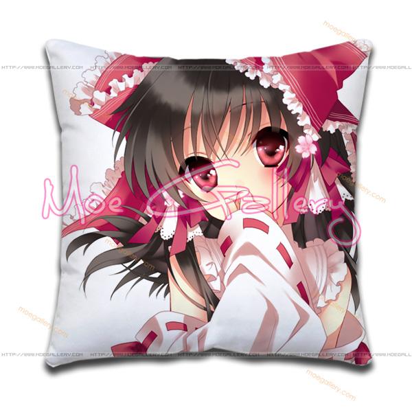 Touhou Project Hakurei Reimu Throw Pillow 05