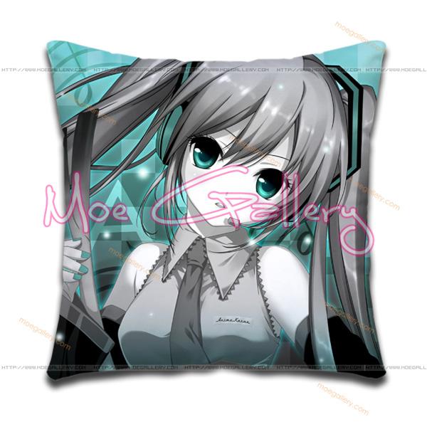 Vocaloid Hatsune Miku Throw Pillow 01