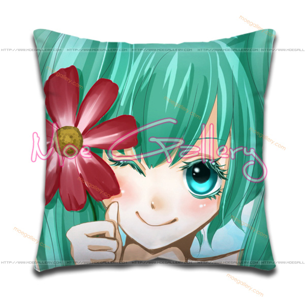 Vocaloid Hatsune Miku Throw Pillow 08