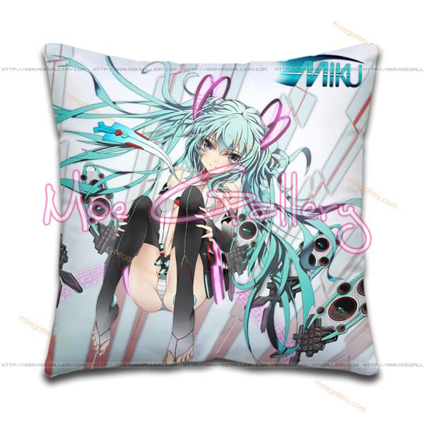 Vocaloid Hatsune Miku Throw Pillow 13