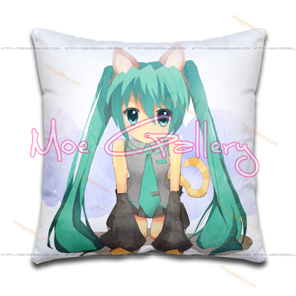 Vocaloid Hatsune Miku Throw Pillow 15