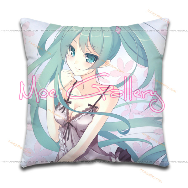 Vocaloid Hatsune Miku Throw Pillow 16
