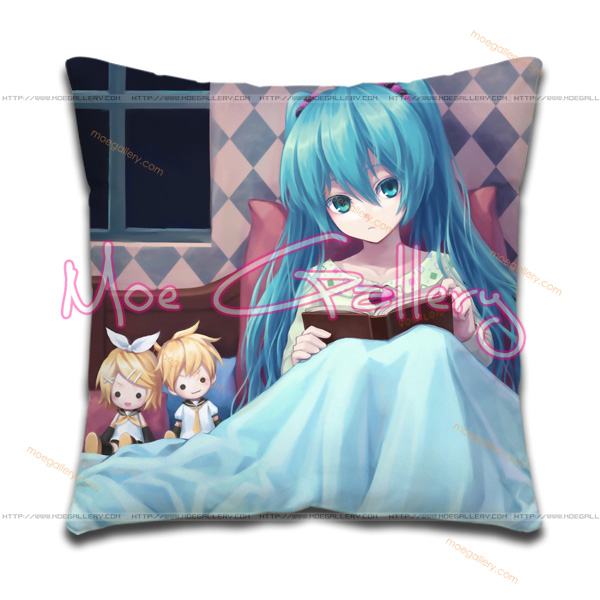 Vocaloid Hatsune Miku Throw Pillow 17