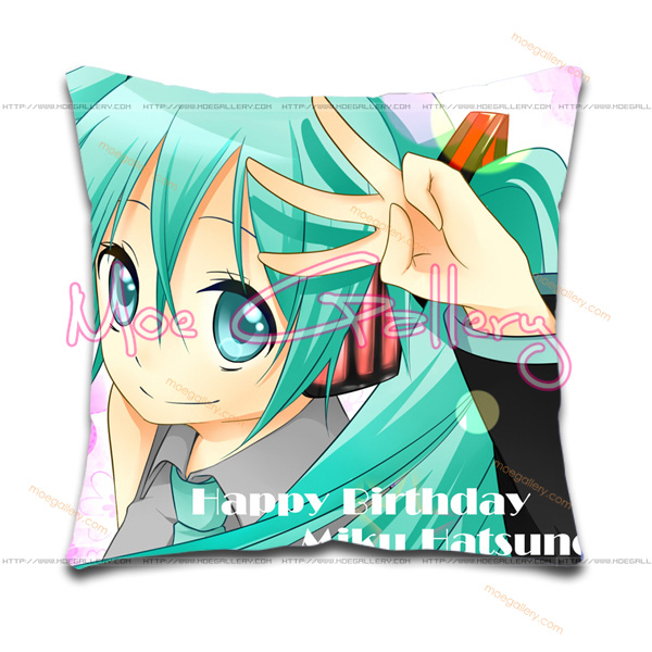 Vocaloid Hatsune Miku Throw Pillow 19