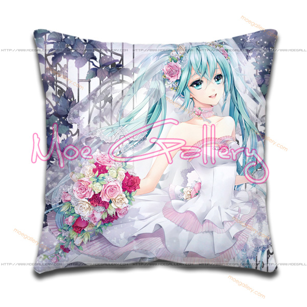 Vocaloid Hatsune Miku Throw Pillow 24