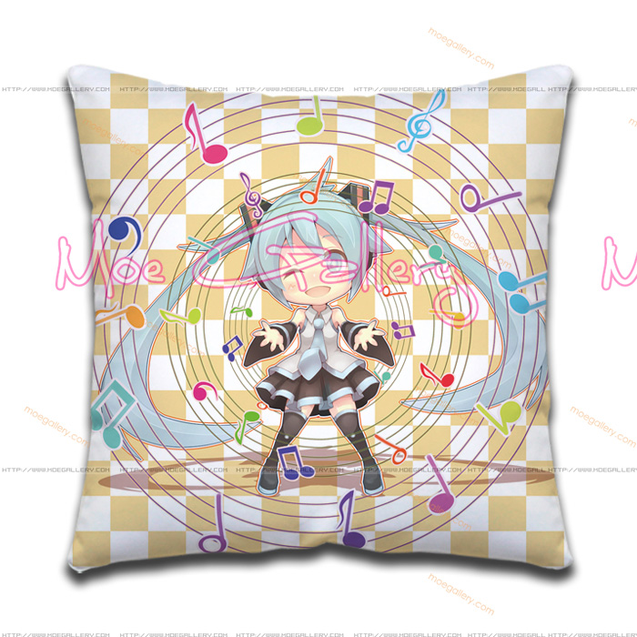 Vocaloid Hatsune Miku Throw Pillow 27