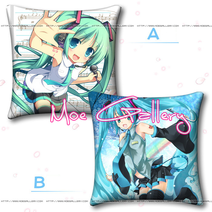 Vocaloid Hatsune Miku Throw Pillow 31