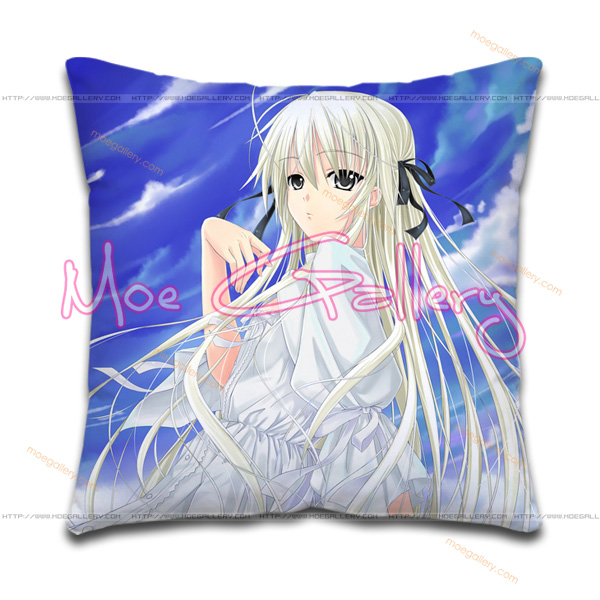 Yosuga No Sora Sora Kasugano Throw Pillow 03