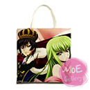 Code Geass Lelouch Of The Rebellion C C Print Tote Bag 02