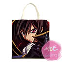 Code Geass Lelouch Of The Rebellion Lelouch Lamperouge Print Tote Bag 03