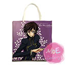 Code Geass Lelouch Of The Rebellion Lelouch Lamperouge Print Tote Bag 06