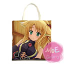 Dog Days Yukikaze Panettone Print Tote Bag 01