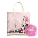 Fate Rider Print Tote Bag 01