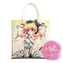 Fate Saber Print Tote Bag 01