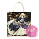 Fate Saber Print Tote Bag 03