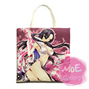 One Piece Boa Hancock Print Tote Bag 04