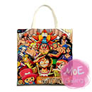 One Piece Monkey D Luffy Print Tote Bag 01