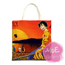 One Piece Monkey D Luffy Print Tote Bag 03