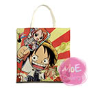 One Piece Monkey D Luffy Print Tote Bag 05