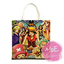 One Piece Monkey D Luffy Print Tote Bag 07