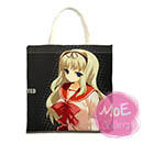 To Heart 2 Sasara Kusugawa Print Tote Bag 02