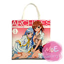 Toaru Majutsu No Index Mikoto Misaka Print Tote Bag 01