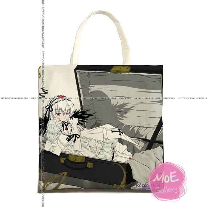 Rozen Maiden Suigintou Print Tote Bag 01