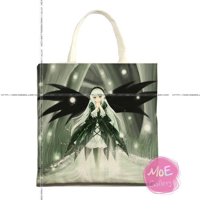 Rozen Maiden Suigintou Print Tote Bag 02