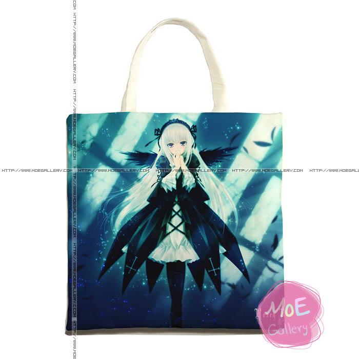 Rozen Maiden Suigintou Print Tote Bag 05