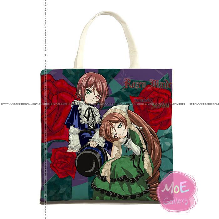 Rozen Maiden Suiseiseki Print Tote Bag 01