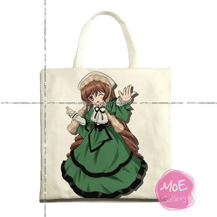 Rozen Maiden Suiseiseki Print Tote Bag 03