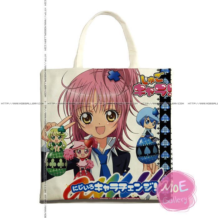 Shugo Chara Amu Hinamori Print Tote Bag 01