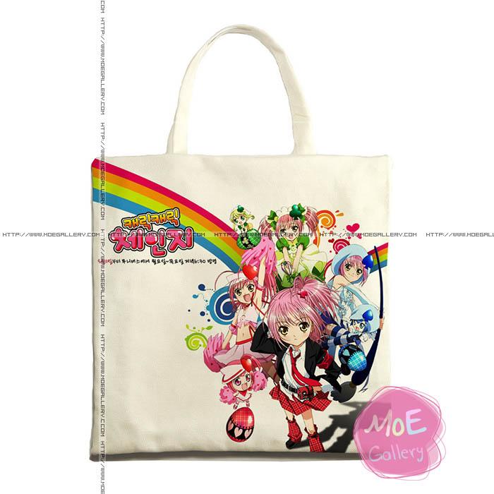 Shugo Chara Amu Hinamori Print Tote Bag 05