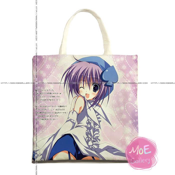 Shugo Chara Amu Hinamori Print Tote Bag 06