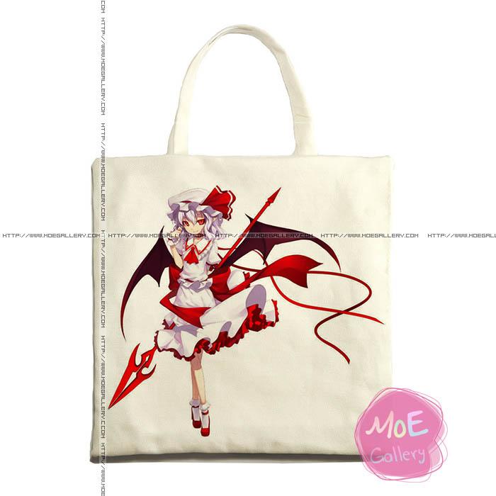 Touhou Project Remilia Scarlet Print Tote Bag 01