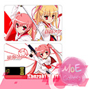 Aria The Scarlet Ammo Aria Holmes Kanzaki USB Flash Drive 01