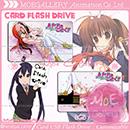 Hayate the Combat Butler Hinagiku Katsura USB Flash Drive 01