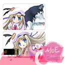 Little Busters Kudryavka Noumi USB Flash Drive 01