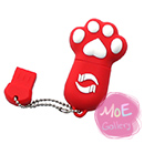 Lovely Cat Red 16G USB Flash Drive 01