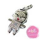 Robot 32G USB Flash Drive 01