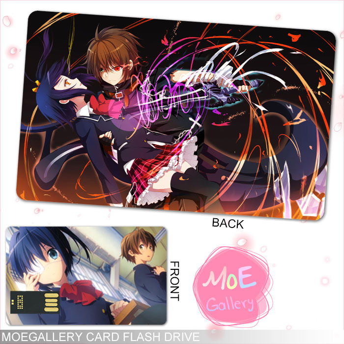 Chu-2 Rikka Takanashi USB Flash Drive 02