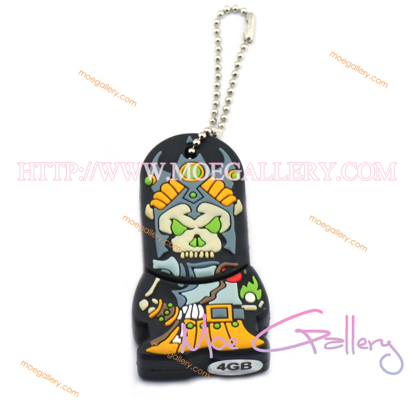 Death 8G USB Flash Drive 03