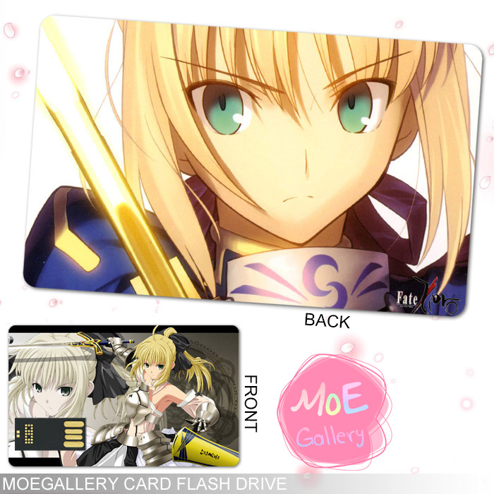 Fate Stay Night Zero Saber USB Flash Drive 01