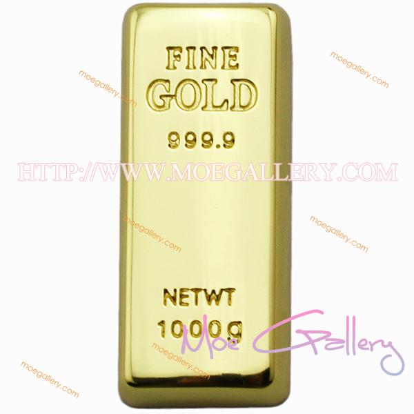 Fine Gold 8G USB Flash Drive 01