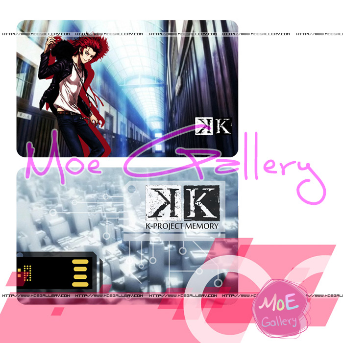 K Project Mikoto Suoh USB Flash Drive 01