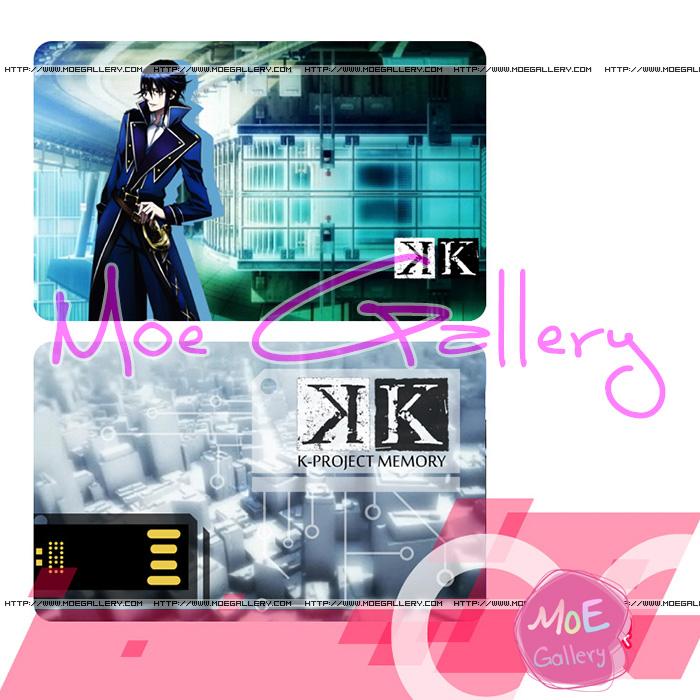 K Project Reisi Munakata USB Flash Drive 01